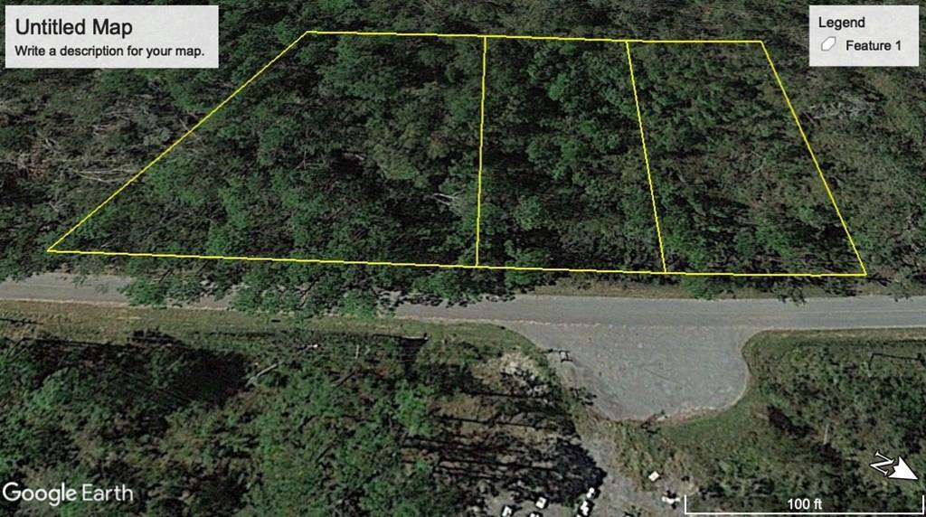 0,1,2 Old Bay City Rd, WEWAHITCHKA, FL 32465 (MLS #301704) :: Berkshire  Hathaway HomeServices Beach Properties of Florida