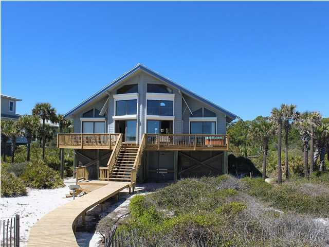 2116 Palmetto Way, ST. GEORGE ISLAND, FL 32328 (MLS #301801) :: Coastal Realty Group