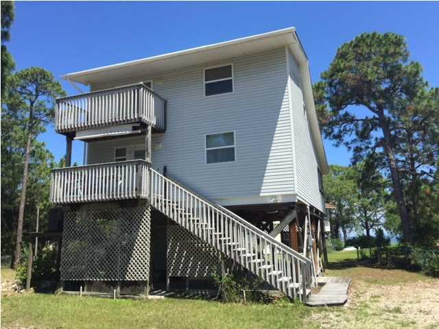 1005 Porter St, ST. GEORGE ISLAND, FL 32328 (MLS #302298) :: Berkshire Hathaway HomeServices Beach Properties of Florida