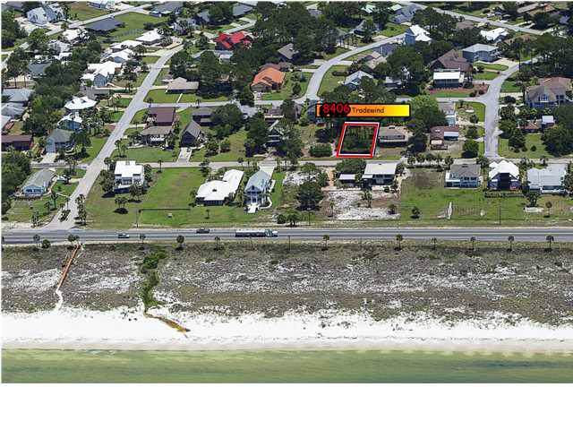 8406 Tradewinds Dr, PORT ST. JOE, FL 32456 (MLS #302452) :: Berkshire Hathaway HomeServices Beach Properties of Florida