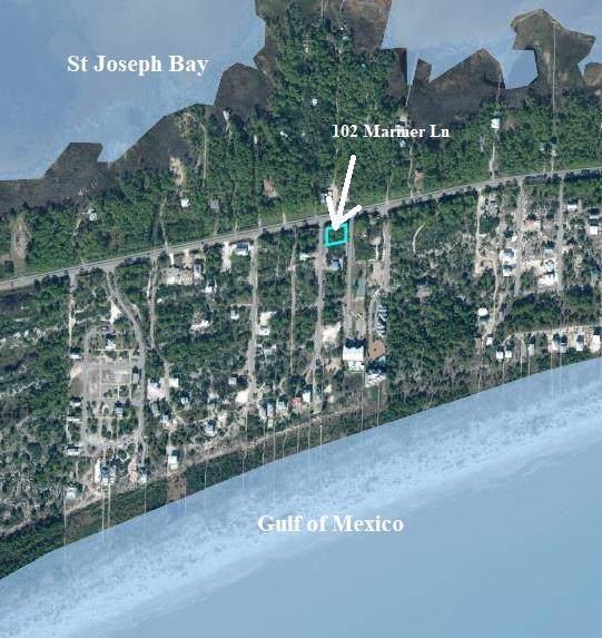 102 Mariner Ln, CAPE SAN BLAS, FL 32456 (MLS #302530) :: Coastal Realty Group