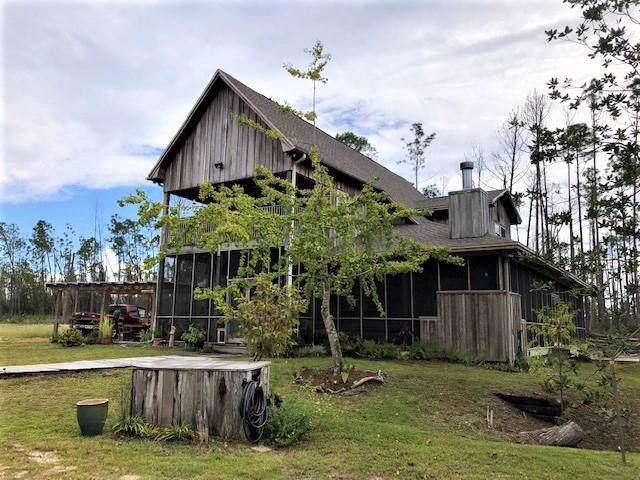 301 Pleasant Rest Rd, WEWAHITCHKA, FL 32465 (MLS #302769) :: Berkshire Hathaway HomeServices Beach Properties of Florida