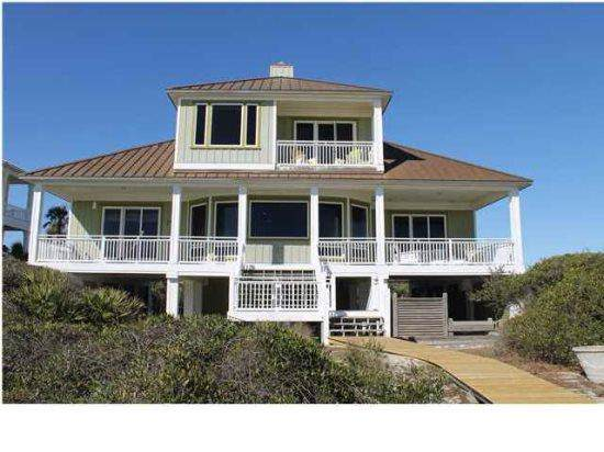 1636 Guava Trl, ST. GEORGE ISLAND, FL 32328 (MLS #302924) :: Coastal Realty Group