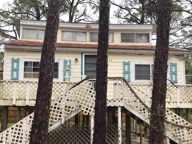 135 S Palm St, CAPE SAN BLAS, FL 32456 (MLS #303003) :: Coastal Realty Group