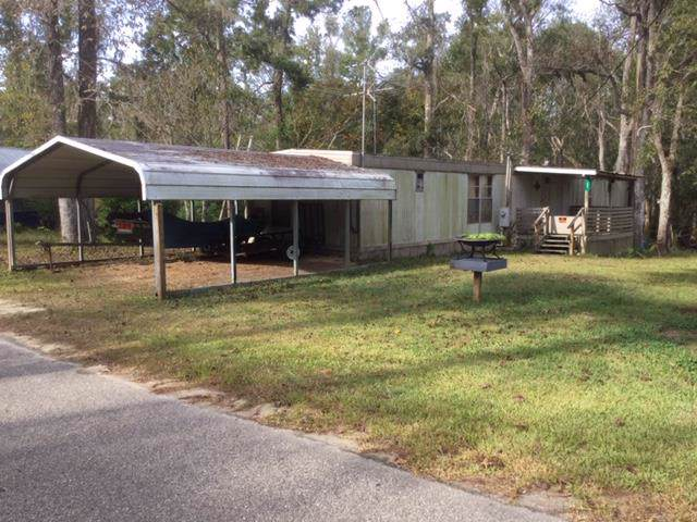 767 Bryant Landing Rd, WEWAHITCHKA, FL 32465 (MLS #303032) :: Coastal Realty Group