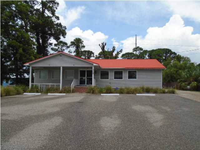 315 Hwy 98, EASTPOINT, FL 32328 (MLS #303036) :: Berkshire Hathaway HomeServices Beach Properties of Florida