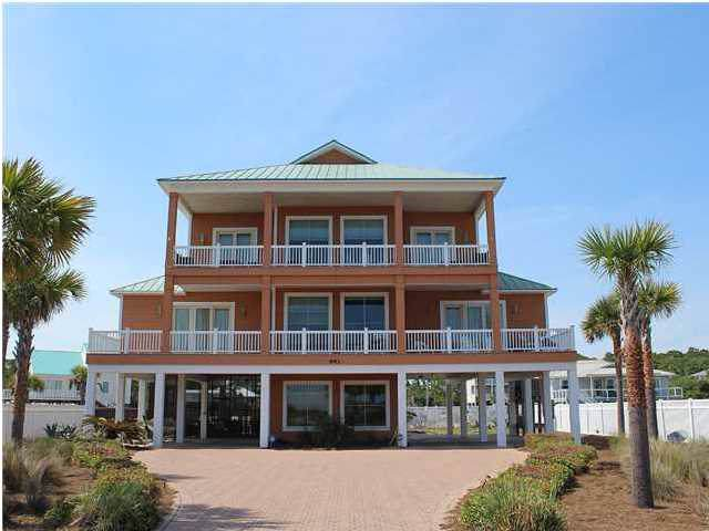 941 E Gorrie Dr, ST. GEORGE ISLAND, FL 32328 (MLS #303047) :: Berkshire Hathaway HomeServices Beach Properties of Florida
