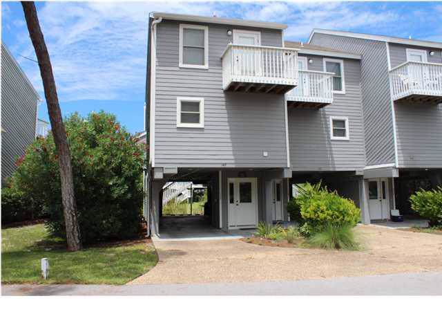 149 Parkside Cir, CAPE SAN BLAS, FL 32456 (MLS #303216) :: Berkshire Hathaway HomeServices Beach Properties of Florida