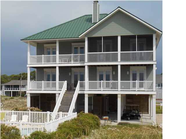 724 E Gulf Beach Dr, ST. GEORGE ISLAND, FL 32328 (MLS #303329) :: Berkshire Hathaway HomeServices Beach Properties of Florida