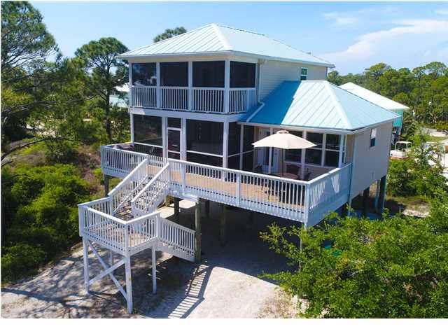 103 E Sand Dollar Way, CAPE SAN BLAS, FL 32456 (MLS #303332) :: Berkshire Hathaway HomeServices Beach Properties of Florida