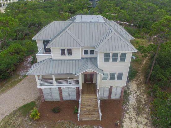 1644 Guava Trl, ST. GEORGE ISLAND, FL 32328 (MLS #303553) :: Berkshire Hathaway HomeServices Beach Properties of Florida