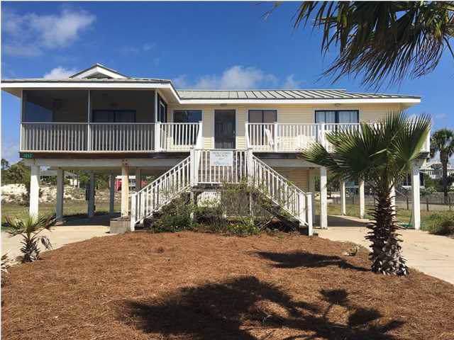 1057 E Gorrie Dr, ST. GEORGE ISLAND, FL 32328 (MLS #303635) :: Berkshire Hathaway HomeServices Beach Properties of Florida