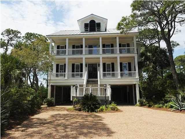 1843 Harbor Light Ln, ST. GEORGE ISLAND, FL 32328 (MLS #303952) :: Coastal Realty Group