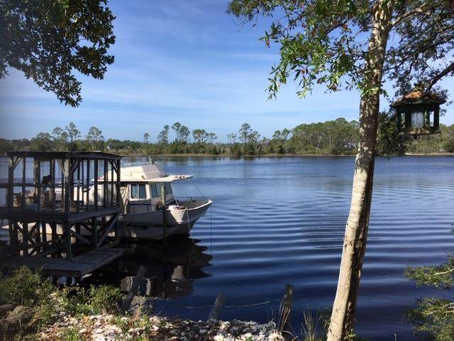809 Three Rivers Rd, CARRABELLE, FL 32322 (MLS #304759) :: The Naumann Group Real Estate, Coastal Office