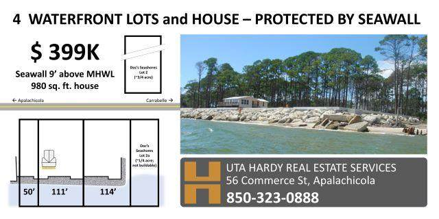 2133/40 Hwy 98 W, CARRABELLE, FL 32322 (MLS #304801) :: The Naumann Group Real Estate, Coastal Office
