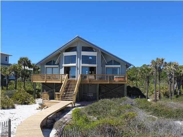 2116 Palmetto Way, ST. GEORGE ISLAND, FL 32328 (MLS #305175) :: Anchor Realty Florida
