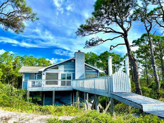 1365 E Gulf Beach Dr, ST. GEORGE ISLAND, FL 32328 (MLS #305615) :: Anchor Realty Florida