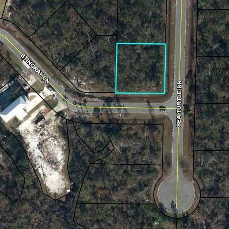 37 Sea Turtle Dr, PORT ST. JOE, FL 32456 (MLS #305667) :: Berkshire Hathaway HomeServices Beach Properties of Florida