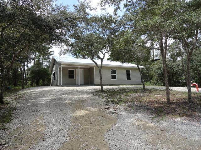203 Se 13Th St, CARRABELLE, FL 32322 (MLS #305800) :: The Naumann Group Real Estate, Coastal Office