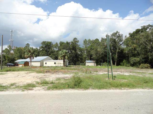 1012 Ave J, CARRABELLE, FL 32322 (MLS #305876) :: Anchor Realty Florida