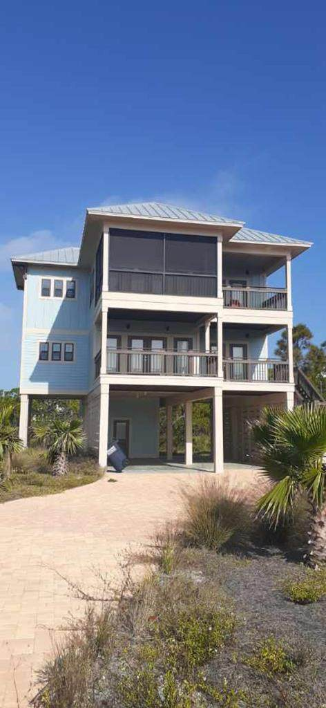 2112 Sea Fern Way, ST. GEORGE ISLAND, FL 32328 (MLS #306072) :: The Naumann Group Real Estate, Coastal Office