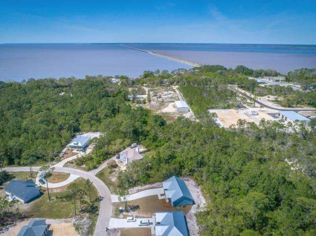 TBD Las Brisas Way, EASTPOINT, FL 32328 (MLS #306290) :: Berkshire Hathaway HomeServices Beach Properties of Florida