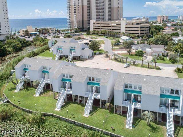 301 Lullwater Dr #401, PANAMA CITY BEACH, FL 32413 (MLS #306649) :: The Naumann Group Real Estate, Coastal Office