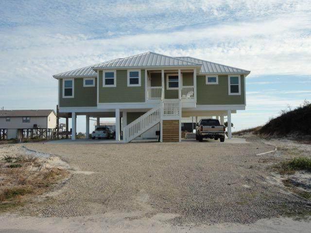 756 W Gulf Beach Dr, ST. GEORGE ISLAND, FL 32328 (MLS #306761) :: The Naumann Group Real Estate, Coastal Office