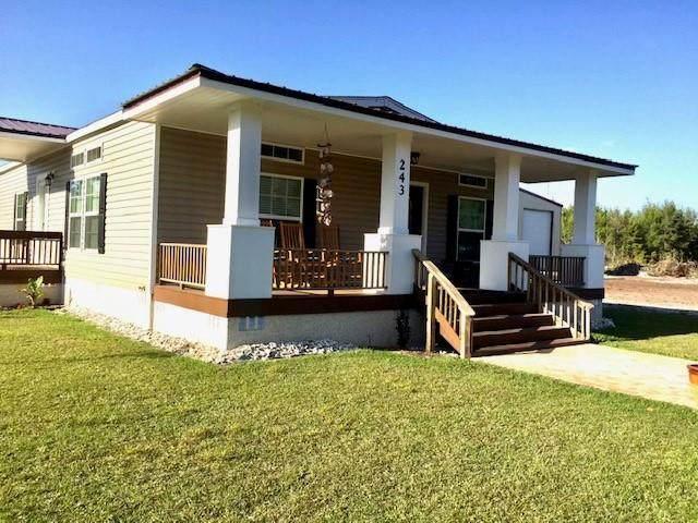 243 Old Ferry Dock Rd, EASTPOINT, FL 32328 (MLS #306985) :: Berkshire Hathaway HomeServices Beach Properties of Florida
