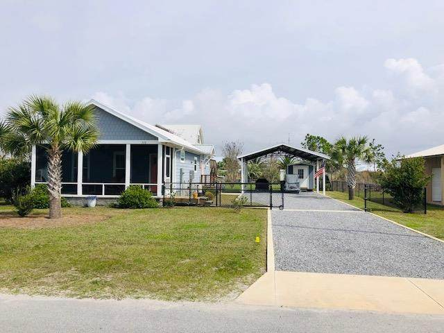 522 Maryland Ave, MEXICO BEACH, FL 32456 (MLS #307076) :: Anchor Realty Florida