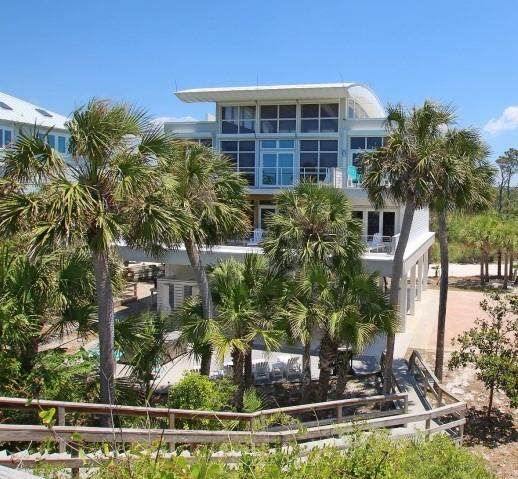 615 Secluded Dunes Dr, CAPE SAN BLAS, FL 32456 (MLS #307476) :: Anchor Realty Florida