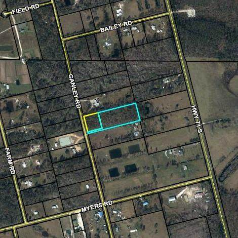 0 Ganley Rd, WEWAHITCHKA, FL 32465 (MLS #307551) :: The Naumann Group Real Estate, Coastal Office