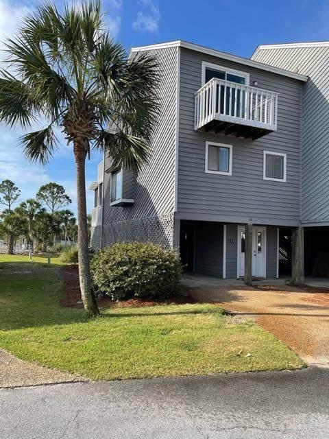 114 Parkview Ct, CAPE SAN BLAS, FL 32456 (MLS #308043) :: The Naumann Group Real Estate, Coastal Office