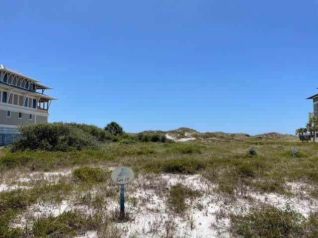 121 W. Ovation Dr, CAPE SAN BLAS, FL 32456 (MLS #308110) :: The Naumann Group Real Estate, Coastal Office