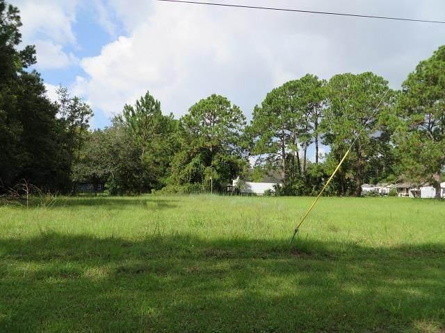 114 Franklin St, CARRABELLE, FL 32322 (MLS #308560) :: Anchor Realty Florida