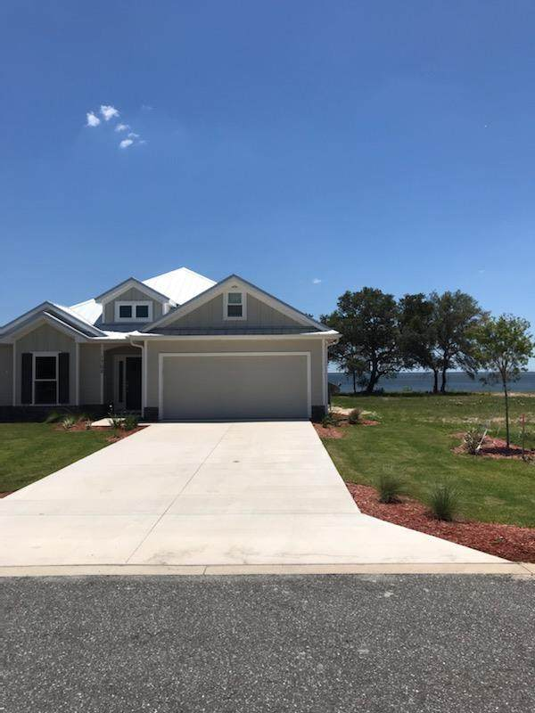 1702 St George's Ct, EASTPOINT, FL 32328 (MLS #308595) :: Anchor Realty Florida