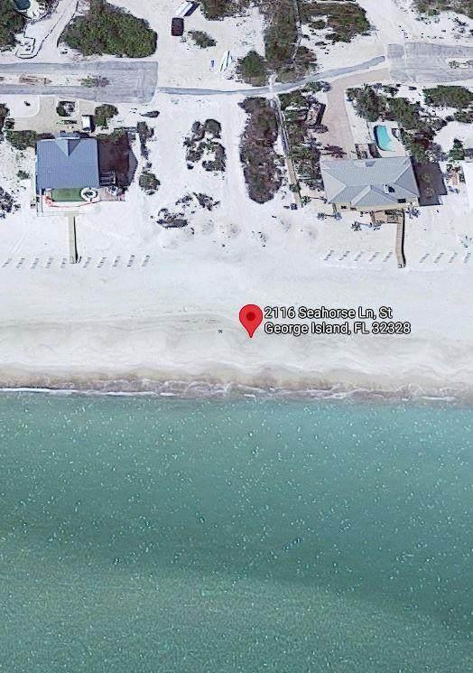 2116 Sea Horse Ln, ST. GEORGE ISLAND, FL 32328 (MLS #308648) :: Berkshire Hathaway HomeServices Beach Properties of Florida