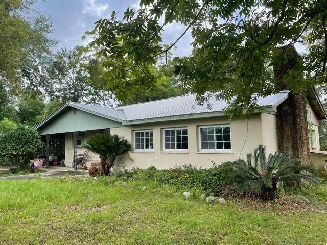 141 Orange Ave, WEWAHITCHKA, FL 32465 (MLS #308862) :: The Naumann Group Real Estate, Coastal Office