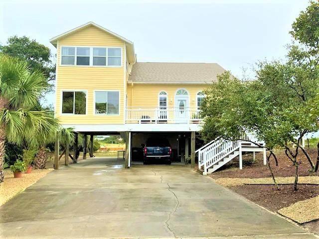 160 Florida Ave, CAPE SAN BLAS, FL 32456 (MLS #309187) :: Anchor Realty Florida