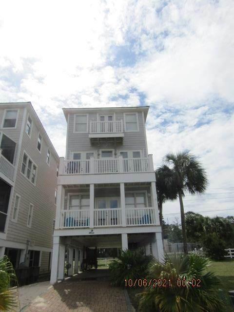 110 Anglers Harbor Ln, CARRABELLE, FL 32322 (MLS #309223) :: Anchor Realty Florida
