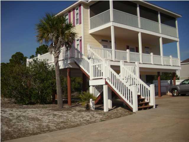 140 Polaris Dr, PORT ST. JOE, FL 32456 (MLS #258711) :: Berkshire Hathaway HomeServices Beach Properties of Florida