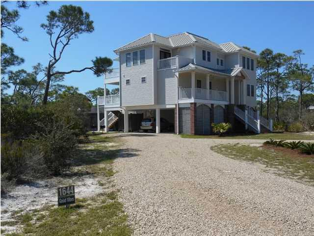1644 Guava Trl, ST. GEORGE ISLAND, FL 32328 (MLS #259703) :: Berkshire Hathaway HomeServices Beach Properties of Florida