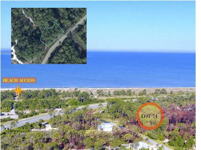 74 Westview Blvd, MEXICO BEACH, FL 32456 (MLS #259884) :: Coast Properties
