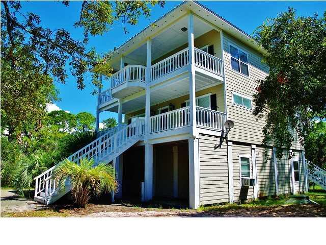 1901 Indian Harbor Rd, ST. GEORGE ISLAND, FL 32328 (MLS #260025) :: Berkshire Hathaway HomeServices Beach Properties of Florida