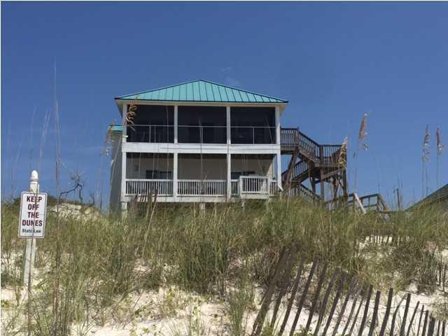 1 Secluded Dunes Dr, CAPE SAN BLAS, FL 32456 (MLS #260127) :: Berkshire Hathaway HomeServices Beach Properties of Florida