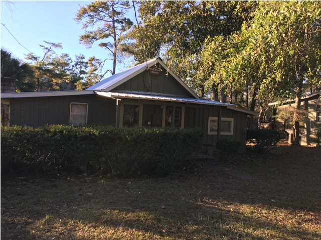 58 Easy St, SOPCHOPPY, FL 32358 (MLS #260772) :: Berkshire Hathaway HomeServices Beach Properties of Florida