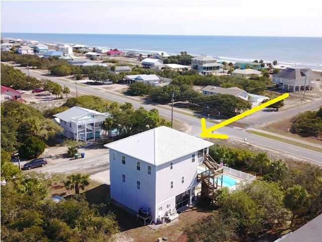 1001 West Gulf Beach Dr, ST. GEORGE ISLAND, FL 32328 (MLS #261003) :: Coast Properties