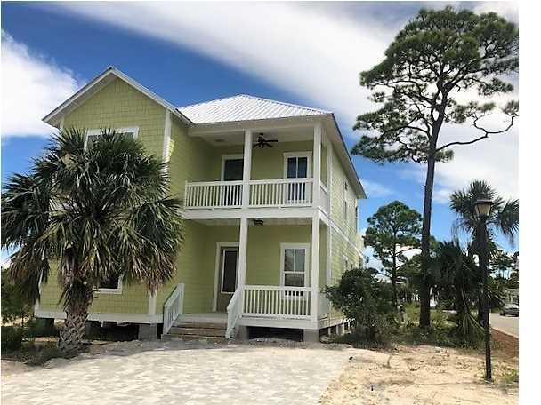 128 Loggerhead Ln, CAPE SAN BLAS, FL 32456 (MLS #262596) :: Coast Properties
