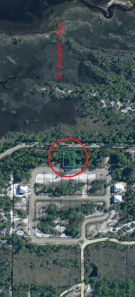 Lot 14 Park Point Cir, CAPE SAN BLAS, FL 32456 (MLS #302401) :: Berkshire Hathaway HomeServices Beach Properties of Florida
