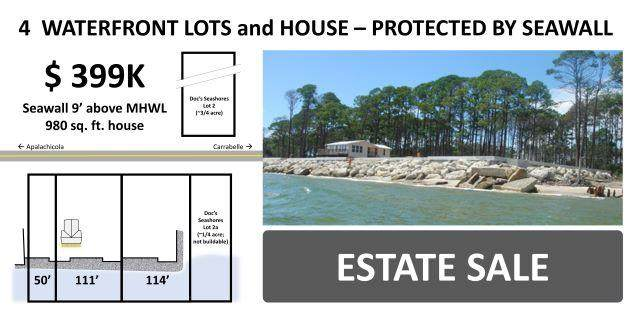 2133/40 Hwy 98 W, CARRABELLE, FL 32322 (MLS #304801) :: Anchor Realty Florida